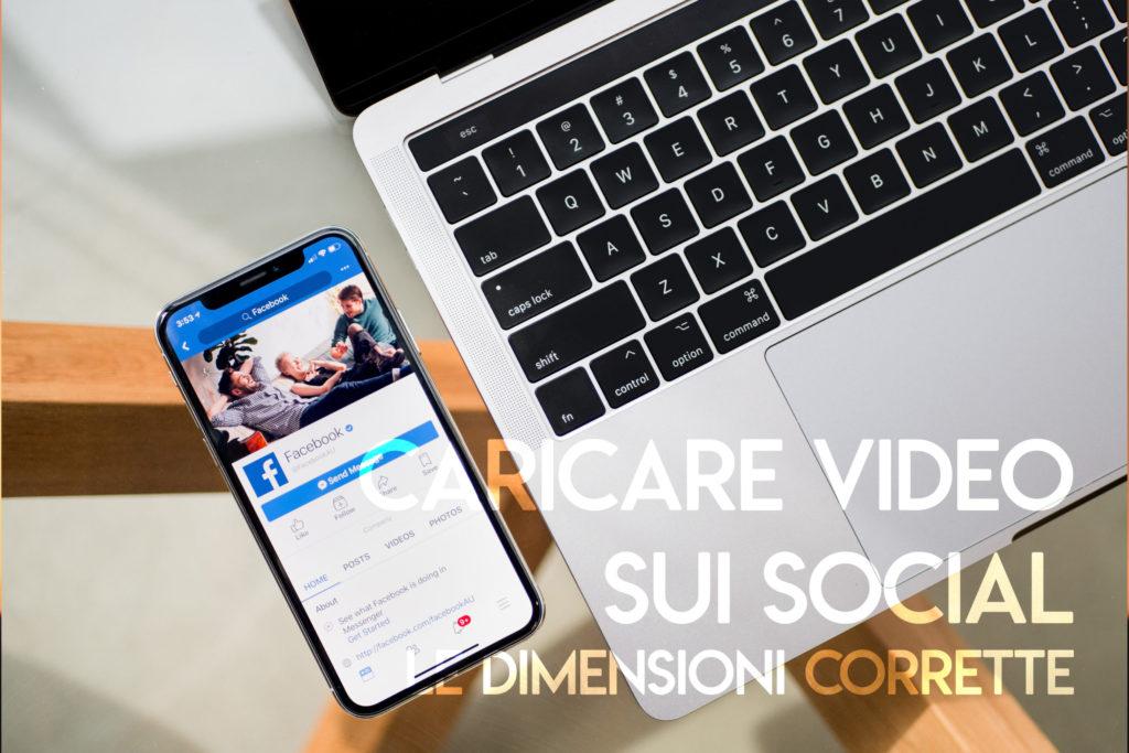 Caricare Video Sui Social. Le Dimensioni Corrette 1024x683