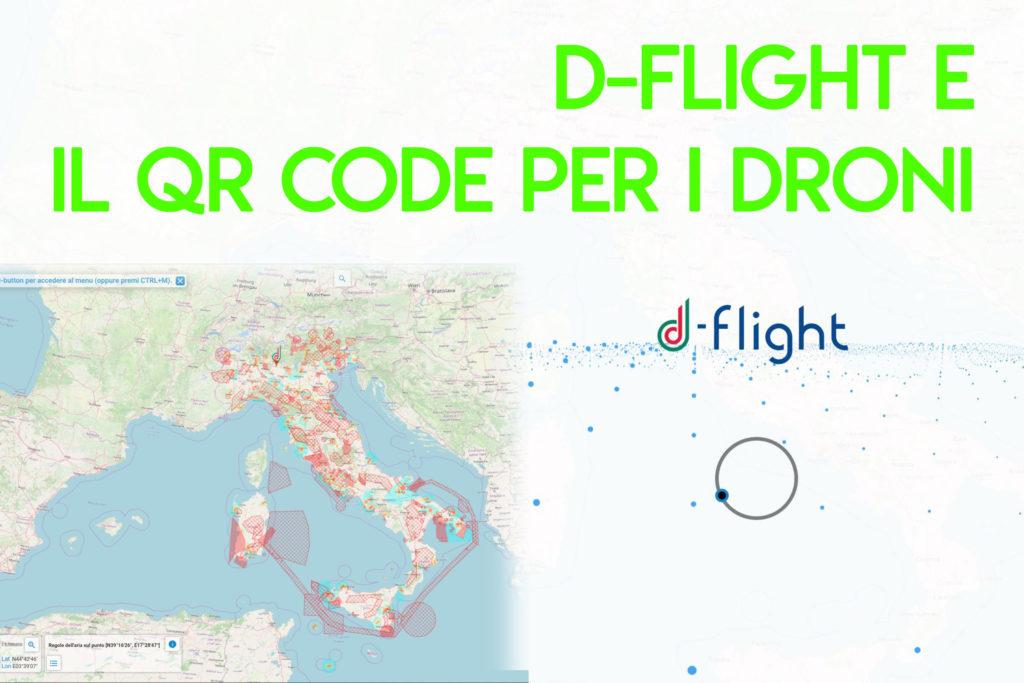 D Flight E Il Qr Code Per I Droni 1024x683
