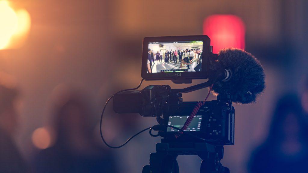 Ripresa Video Reportage Evento 1024x576