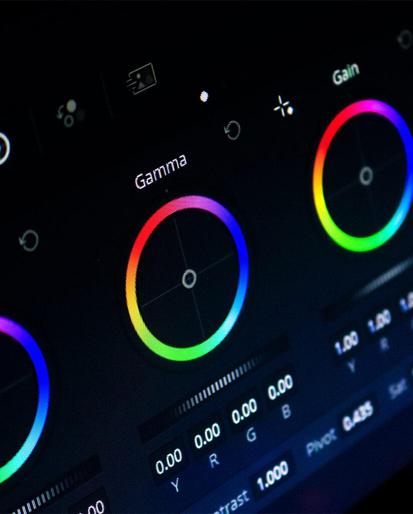 Servizio di editing video montaggio