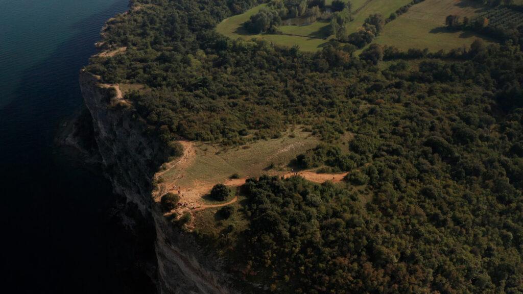 drone montagna Lombardia