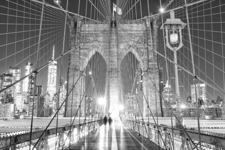 New York Ponte Di Manhattan Foto Viaggio Scaled 768x512