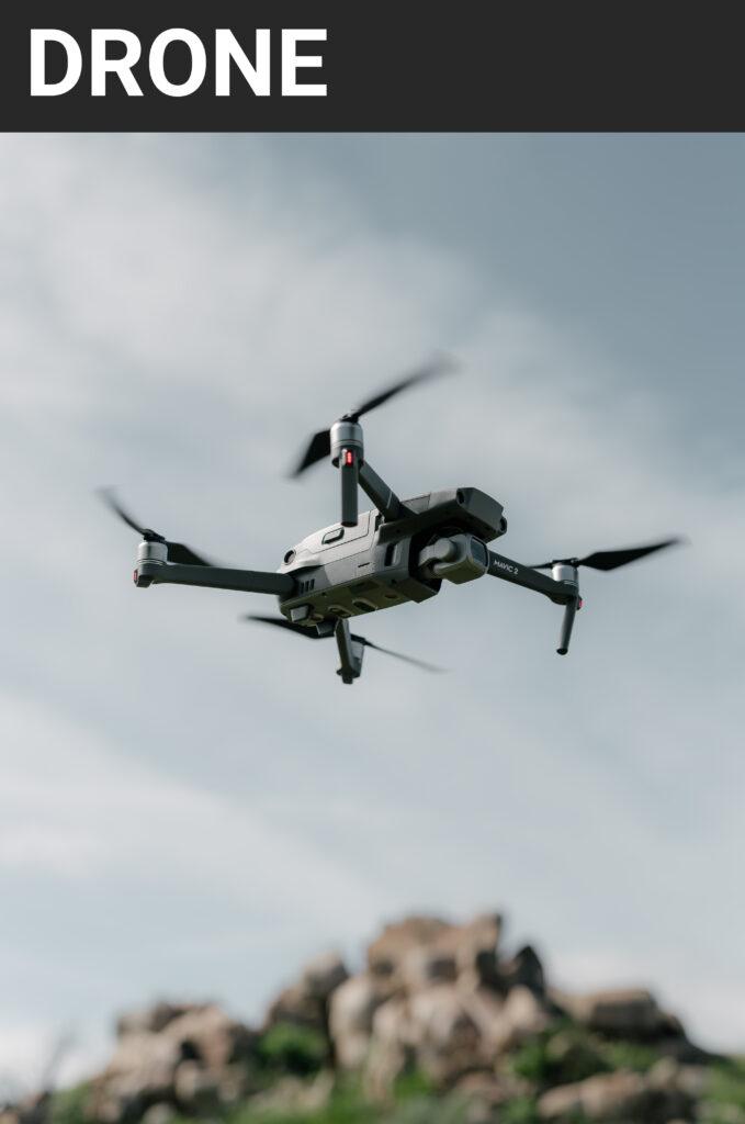 Drone Aerial Videography Riprese aeree e ispezioni a Bergamo